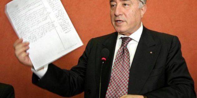 Elezioni 2013, Silvio Berlusconi candida Marcello Dell'Utri nella lista Grande Sud di Gianfranco