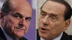 Berlusconi fa la colomba e offre a Bersani patto