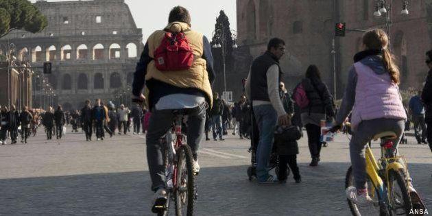 Roma Fori Imperiali, Lorenzo Parlati:
