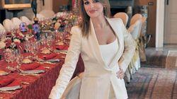 Natale ad Arcore per la First Lady