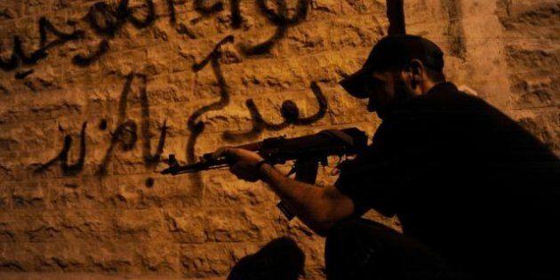 Siria: l'opposizione al regime di Damasco è divisa in almeno tre filoni e la situazione è sempre più...