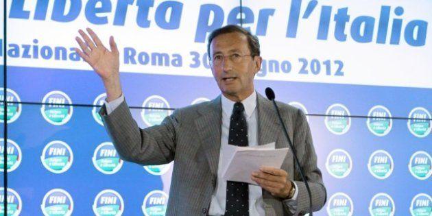 Lettera di Lavitola, Gianfranco Fini: ora gli italiani sanno che Berlusconi è un