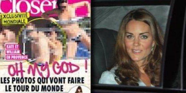 Scandalo Kate Middleton, un'altra rivista danese pubblica foto della principessa senza slip
