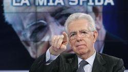 Mario Monti convoca un vertice e la conferenza stampa per sciogliere il nodo del simbolo. Braccio di ferro con