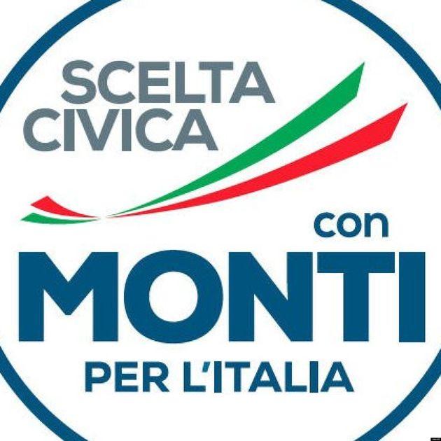 La lista Monti si presenta: simbolo e nome Scelta Civica Con Monti per l'Italia