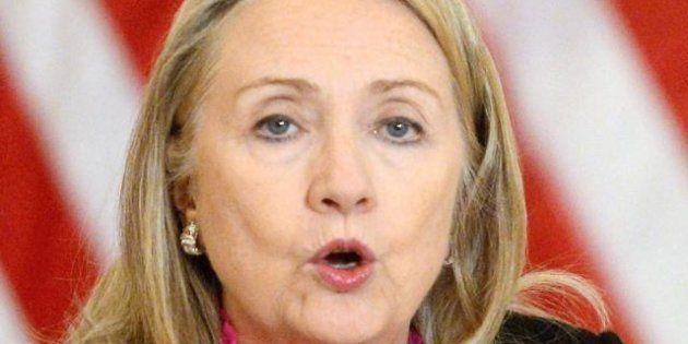 Hollywood pronta a un film su Hillary