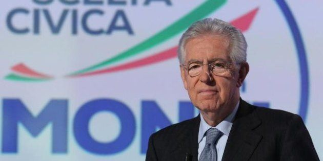 Elezioni 2013, Monti presenta il simbolo: Scelta civica con Monti per l'Italia. Ma alla Camera correranno...