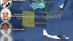 A Los Roques è il quarto aereo