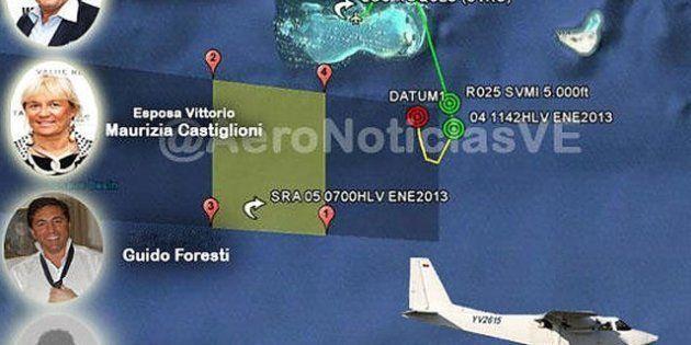 Venezuela, aereo scomparso a Los Roques: E' il quarto episodio dal 1997 a oggi che coinvolge gli italiani....
