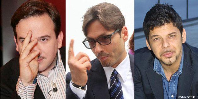 Caso Salvo Sottile, Pier Silvio Berlusconi dà il benvenuto a Luca