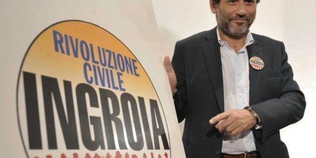 Antonio Ingroia, elezioni 2013: