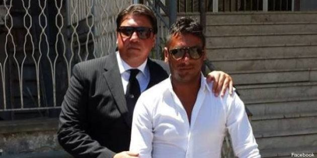 Il boss mafioso Alessandro D'Ambrogio minaccia su Facebook il rivale in