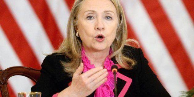 Stati Uniti, Hillary Clinton torna al lavoro dopo oltre un mese d'assenza