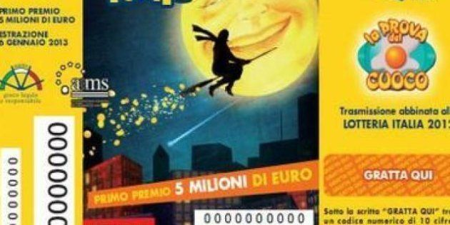 Lotteria Italia: tutti i premi, i 90 biglietti che vincono 20mila
