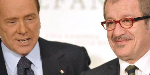 Elezioni 2013: Silvio Berlusconi sigla l'accordo con la Lega, Roberto Maroni candidato in Lombardia