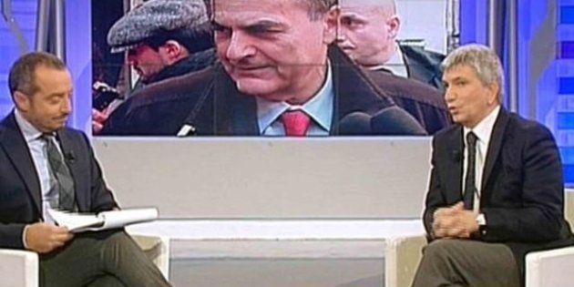 Nichi Vendola contro Mario Monti: