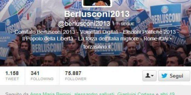 Elezioni 2013: Silvio Berlusconi boccia Twitter per le critiche (TWEET,
