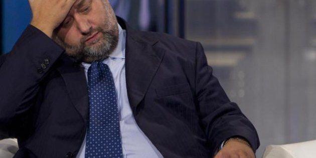 Scandalo Lazio. Fondi Pdl, Arrestato Franco Fiorito, L'ex Capogruppo Del Pdl Alla Pisana