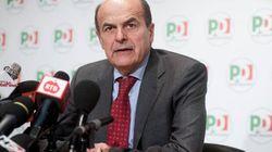 Pd, Bersani risponde a Berlusconi: sabato 13 aprile in piazza a Roma contro la