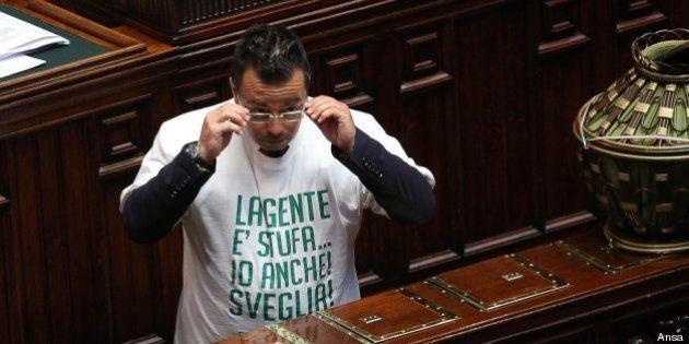 Gianluca Buonanno, il leghista attacca Sel: