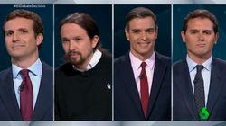 Los mejores momentos del debate de Atresmedia, en menos de cuatro