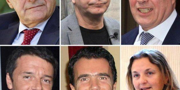 Primarie, 6 i candidati. Come nel