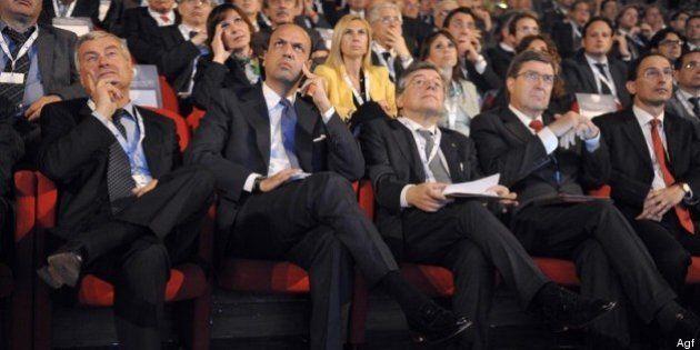 I rimborsi alle imprese: il governo diviso Angelino Alfano: