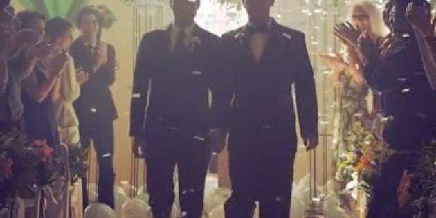 Macklemore lancia Sam Love, il video della canzone fa breccia nella comunità gay in attesa del referendum...