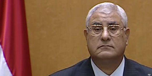 Golpe in Egitto: Adly Mansour è il nuovo presidente ad interim