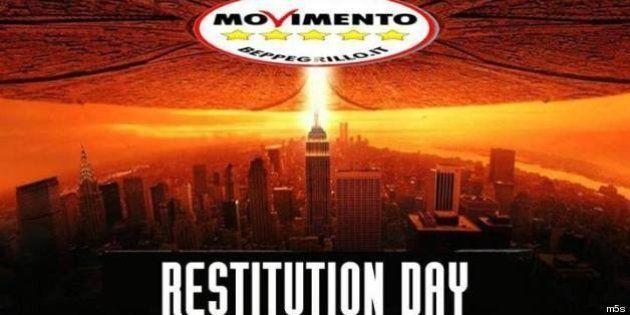 Restitution Day: Movimento 5 Stelle consegna allo Stato parte della diaria: oltre 1,5 milioni di euro