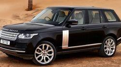 Range Rover Sport: una nuova
