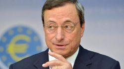 Draghi alza le mani: