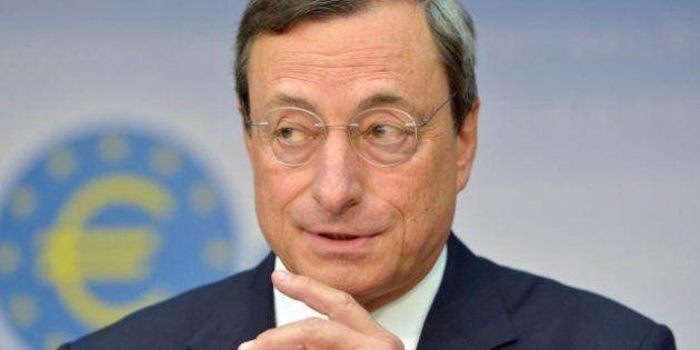 Mario Draghi sulla crisi Ue: