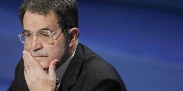 Elezioni 2013, Romano Prodi: