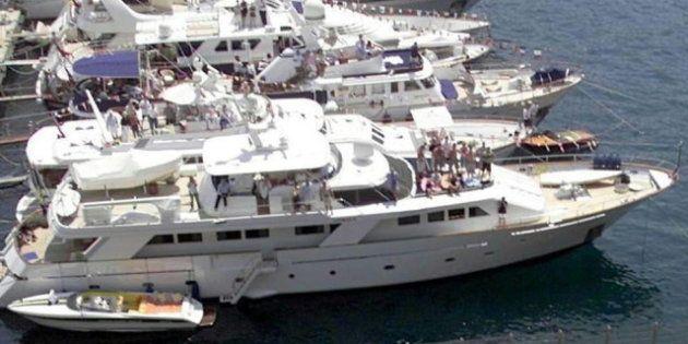 Caso Tributi Italia, per Giuseppe Saggese yacht, party e 125 mila euro di stipendio al