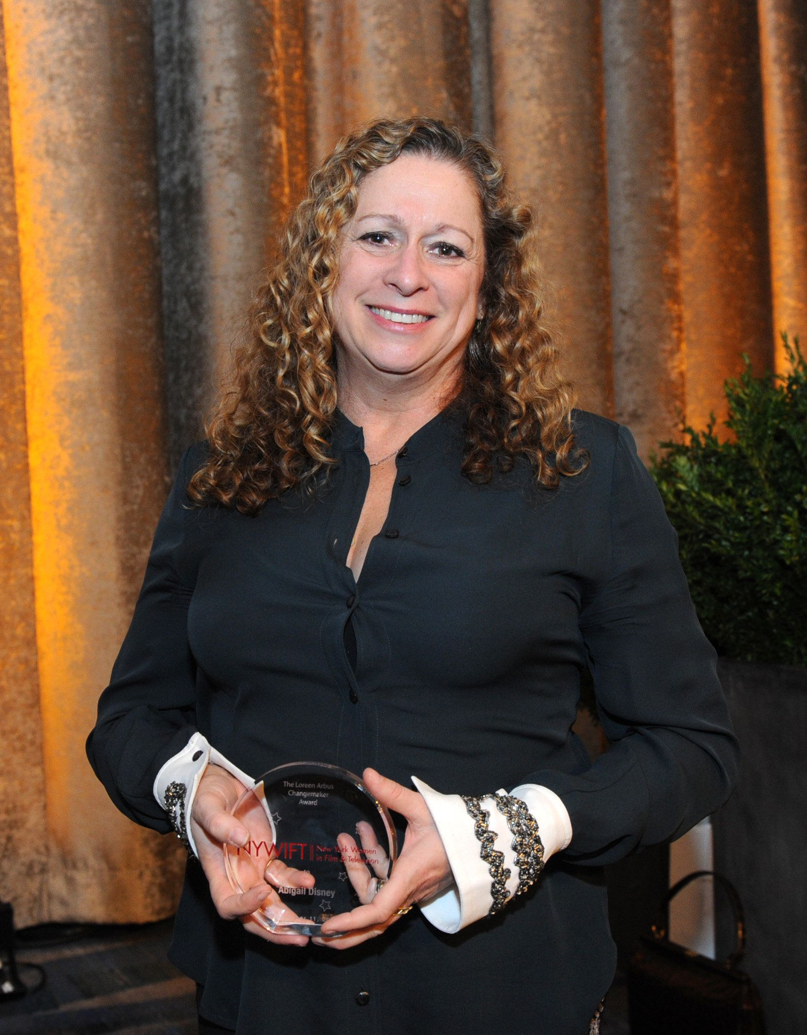 Abigail Disney Amplifies Fight Against Pay Inequity In Her Family's Empire