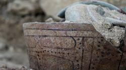 La tomba della regina Maya ritrovata in