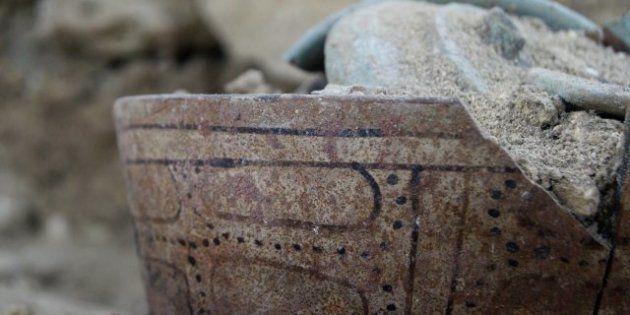 Trovata in Guatemala la tomba di una regina Maya del settimo secolo