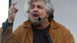 Grillo attacca Monti: fa propaganda di