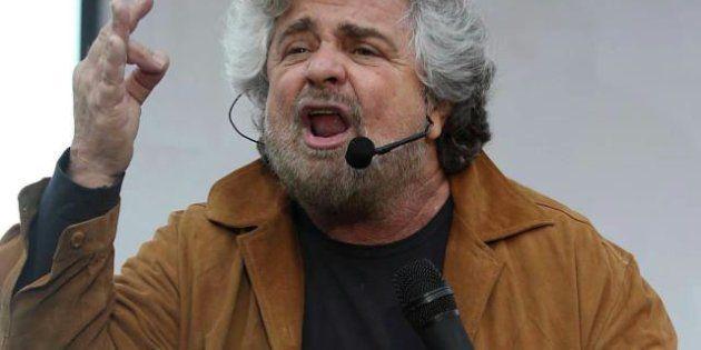 Beppe Grillo: Monti fa propaganda di regime. Swg: Movimento 5 Stelle al