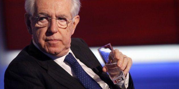 Elezioni 2013, Mario Monti apre la campagna contro Pier Luigi Bersani. In Lombardia scaglia Albertini...