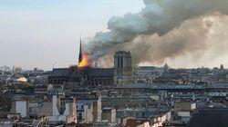 ノートルダム寺院の火災がフランスにもたらす意味とは?その日、現地で起きていたこと。