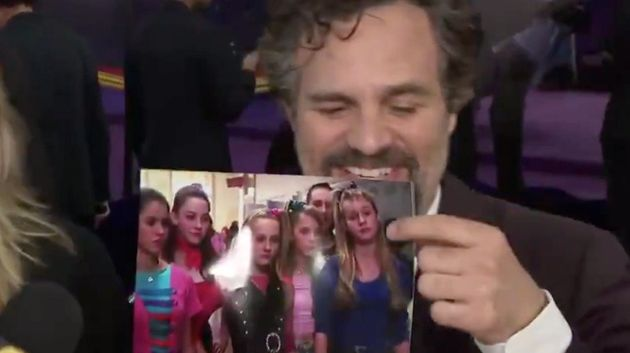 Mark Ruffalo Had The Cutest Reaction To Learning Brie Larson Was In '13 Going On
