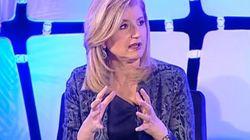 Arianna Huffington al Ces: