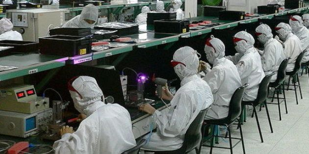 iPhone 5: migliaia di lavoratori in sciopero nella fabbrica cinese di