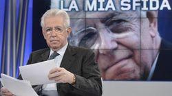 Monti rassicura Bersani sull'antiberlusconismo ma rilancia la sfida sui