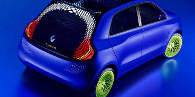 Alla Design week, Renault svela Concept Twin'z, futura rivale della 500