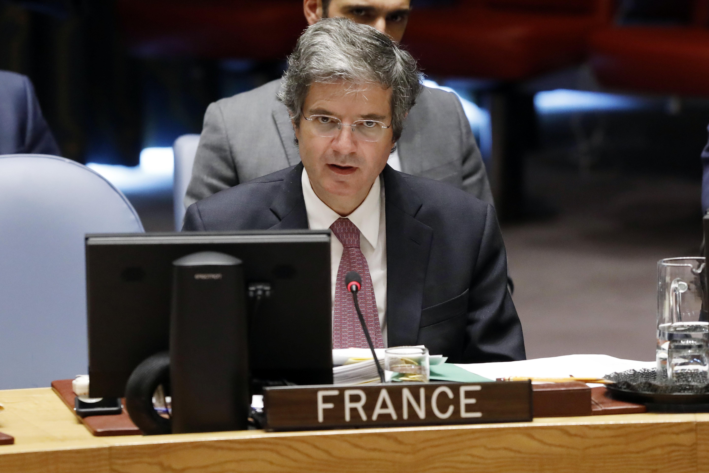 Les États-Unis amputent un texte de l'ONU sur les violences sexuelles, la France dit sa