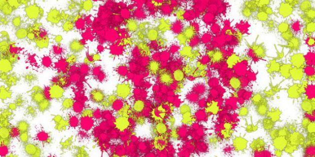 Crowdraw, l'opera d'arte partecipata: il colore è nello smartphone (FOTO,