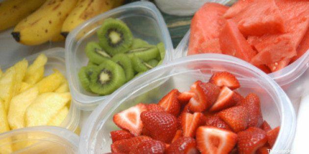 Pranzo in spiaggia: 10 consigli per mangiare bene